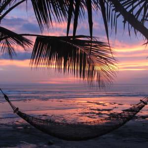 Puri Dajuma in Nordbali: Beach - Sunset Hammock