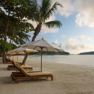 SALA Samui Chaweng Beach Resort in Ko Samui: Chaweng beach
