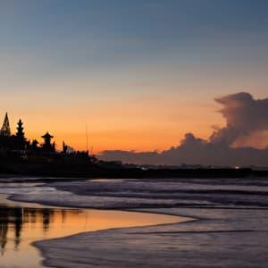 COMO Uma Canggu à Sud de Bali: Echo Beach Sunset