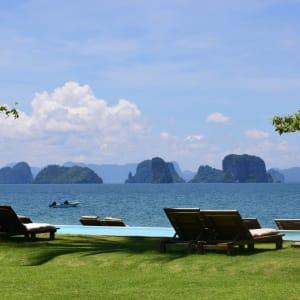 Koyao Island Resort in Ko Yao: Infinity Pool