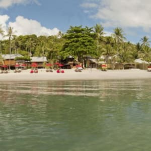 Anantara Rasananda Koh Phangan Villas in Ko Phangan: island panorama