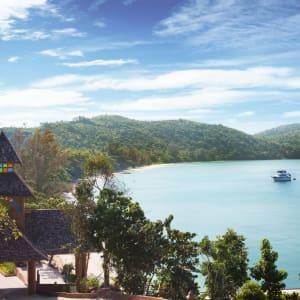 Santhiya Koh Yao Yai Resort & Spa à Ko Yao: Lopareh Beach