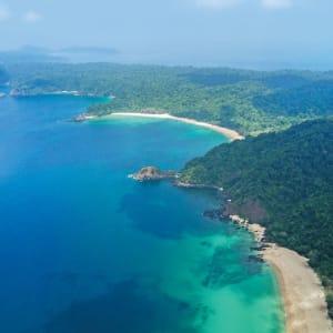 Wa Ale in Mergui Archipel: Main beaches