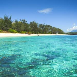Unbekanntes Paradies Timor-Leste ab Dili: Beach on Jaco island
