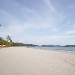 Casa del Mar in Langkawi:  Pantai Cenang Beach