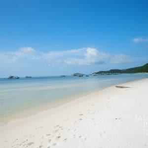 Salinda Resort in Phu Quoc: Private Beach