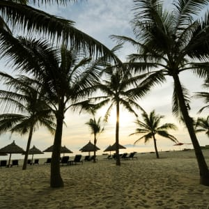 Boutique Hoi An Resort: Private Beautiful beach