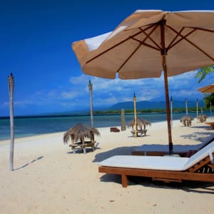Tugu Lombok: Sire Beach