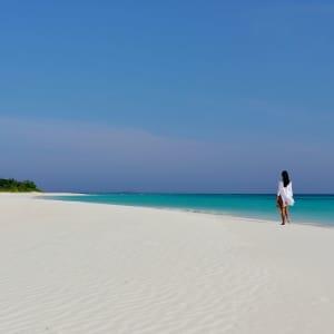 Amanpulo in Palawan: South Beach
