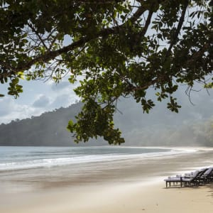 The Datai Langkawi:  Stunning Beach Site