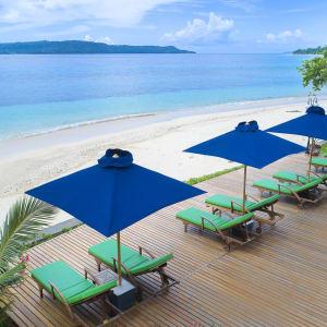Gangga Island Resort & Spa in Manado: Sundeck