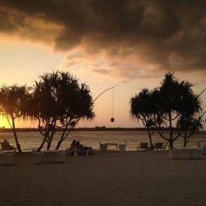 Mahamaya in Gili: Sunset