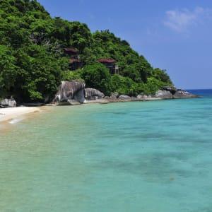 JapaMala Resort in Tioman:  View