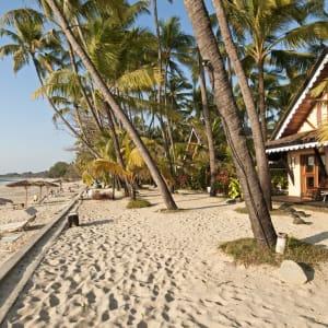 Sandoway Resort à Ngapali: villa front