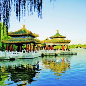 China für Geniesser mit Luxus-Kreuzfahrt auf dem Yangtze ab Peking: Beijing Beihai Park