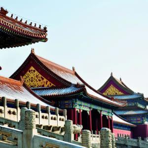 Tiananmen Square & Cité Interdite à Pékin: Beijing Forbidden City
