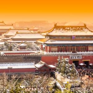 Les hauts lieux de la Chine de Pékin: Beijing Forbidden City