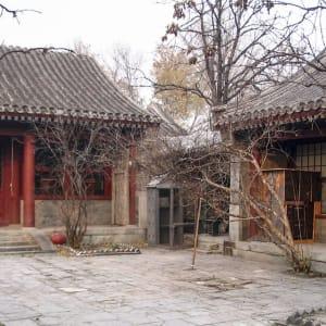 Glanzlichter Chinas mit dem Zug ab Peking: Beijing Hutong