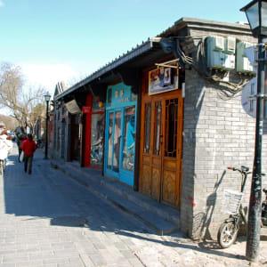 Mit der Tibet Bahn zum Dach der Welt ab Peking: Beijing Hutong