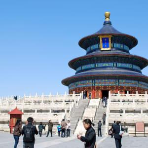 Les hauts lieux de la Chine de Pékin: Beijing Temple of Heaven