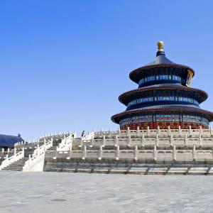 Glanzlichter Chinas mit dem Zug ab Peking: Beijing Temple of Heaven