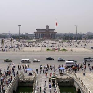 La Chine pour les fins connaisseurs avec une croisière de luxe sur le Yangtze de Pékin: Beijing Tiananmen Square