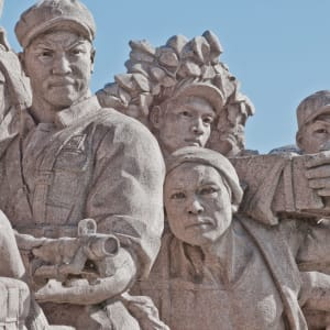 La Chine impériale avec une croisière sur le Yangtsé de Pékin: Beijing Tiananmen Square
