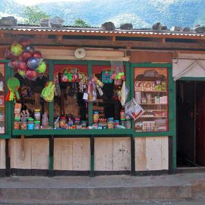 Au pays du Dragon tonnerre de Paro: Bhutan Shop