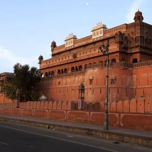 Höhepunkte Rajasthans ab Delhi: Bikaner: Junagarh Fort