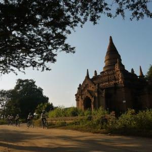 Tour à vélo à travers le pays doré de Yangon: Bike Myanmar