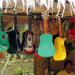 Bohol – une merveille de la nature: Bohol Guitar shop