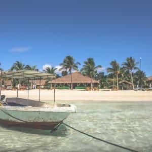D'île en île individuellement aux Philippines de Manille: Bohol Panglao Island