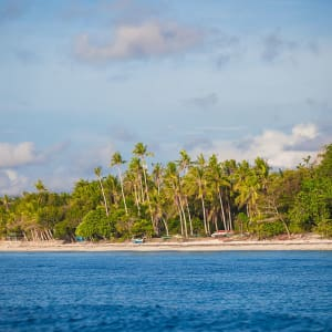 Bohol – une merveille de la nature: Bohol with one of the tropical islands