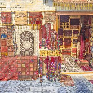 Sur les traces de Marco Polo le long de la route de la Soie de Pékin: Bukhara