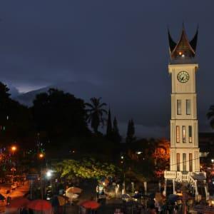 Grand circuit de Sumatra de Medan: Bukittinggi