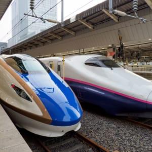 Les hauts lieux du Japon avec prolongation de Tokyo: Bullet Train
