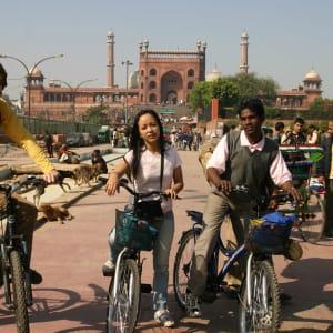 Tour à vélo dans Old Delhi: Bycycle Tour Delhi