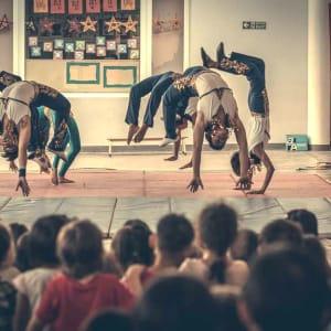 Les hauts lieux du Cambodge de Siem Reap: Cambodia Phare Circus