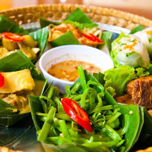 Angkor mystique de Siem Reap: Cambodian Dish