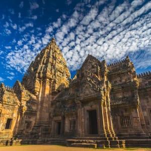 I-San - le trésor caché / BKK-Siem Reap de Bangkok: Castle Rocks at Phanom Rung