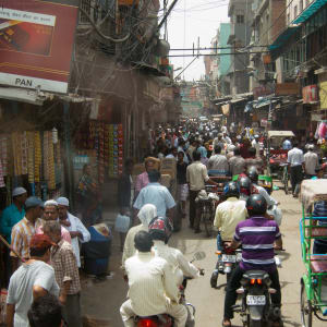 Old Delhi: Chandni Chowk Delhi