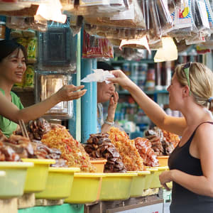 Das Mekong Delta aktiv erleben ab Saigon: Chau Doc: market