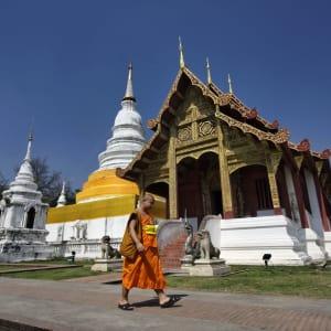 Le Triangle d'Or de Chiang Mai: Chiang Mai Doi Suthep