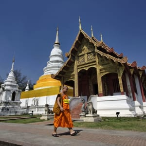 Chiang Mai City mit Doi Suthep: Chiang Mai Doi Suthep