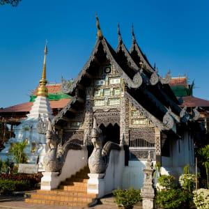 Königliches Siam ab Bangkok: Chiang Mai Wat Chedi Luang