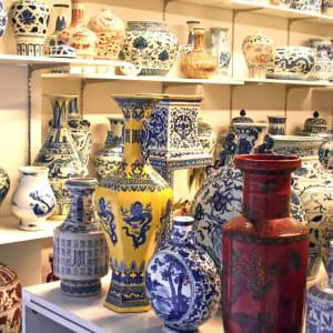 Kunst und Handwerk in Taipei: Chinesisches Porzellan