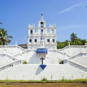Das koloniale Erbe Goas: Church of Mary Goa