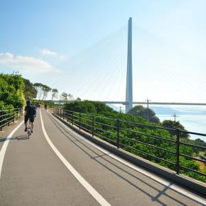 Le Japon sur de nouveaux chemins avec prolongation de Osaka: Cycling in Japan