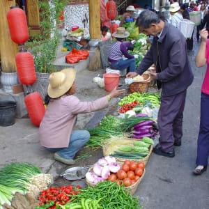 Découverte active du Yunnan de Kunming: Dali Market