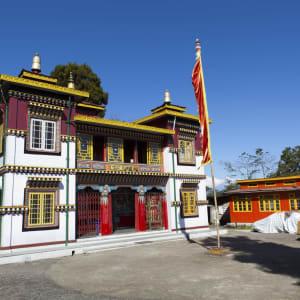 Himalaya Reise für Entdecker ab Bagdogra: Darjeeling: Bhutia Busty Gompa